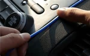 quliaty car decoration sticker lines diy 3m adhesive car