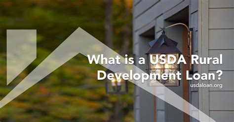 what is a usda rural housing loan usda rural development loans archives usdaloan org