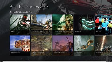 best of 2013 pc best pc 2013 app ranking and store data app