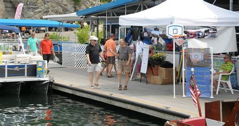 boat show kentucky lake cumberland things to do on water boat show