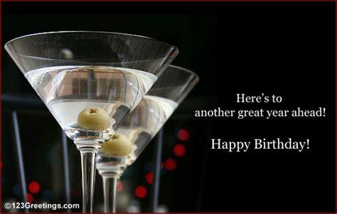 martini birthday wishes a birthday toast free happy birthday ecards greeting