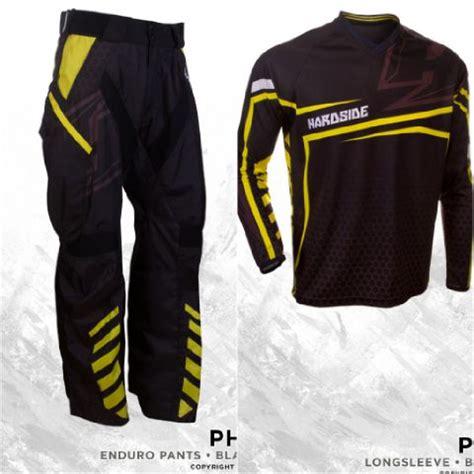 Celana Trail Enduro jersey set adventure enduro merk hardside uk 32 34 36 38
