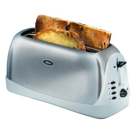 toasters at walmart oster 6330 toaster 4 slice walmart
