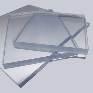 Harga Clear Glass 5 Mm solid polycarbonate cut to size 10mm solid