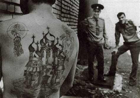 russian criminal tattoo russian prison tattoos explained pics