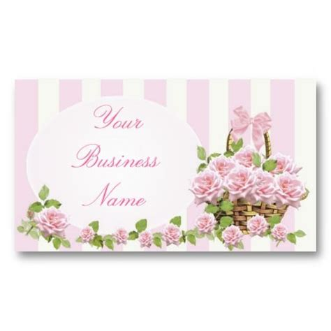 Free Shabby Chic Business Card Templates by 20 Best Images About Shabby Chic Business Cards On