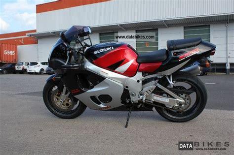 Suzuki Gsxr 750 1998 1998 Suzuki Gsx R 750 Rad S