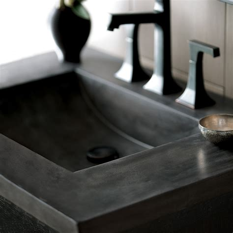 integrated sink vanity top five things to about an integrated sink trails