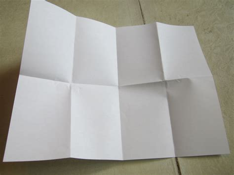 Folding Paper 8 Times - foldables theroommom