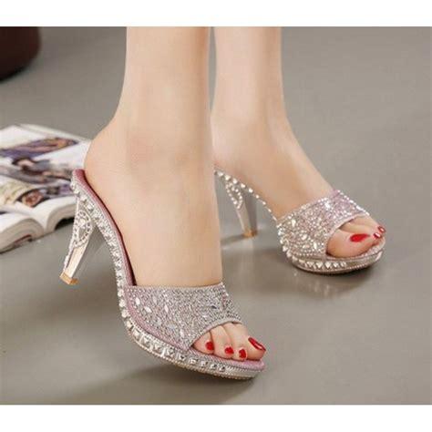 chaussures été femme sandales sandales femme sandales de soir 233 e sandales mode 2016 sandales 233 l 233 gante