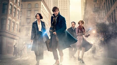 fantastic beasts and where to find them fantastic beasts and where to find them 5k wallpapers hd