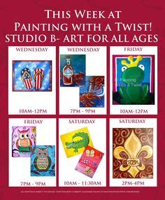paint with a twist lewisville 1000 images about ideas on twists paintings