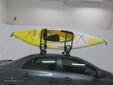 Tying A Kayak To Roof Rack by Are Provided As A Guide Only Refer To Manufacturer