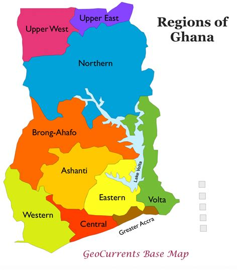 regions on a map cartography geocurrents