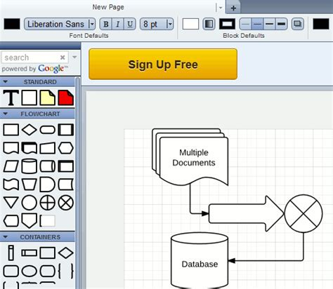 visio competitors 7 of the best free alternatives to microsoft visio make
