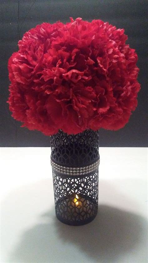 diy dollar tree flower decor arrangement centerpiece