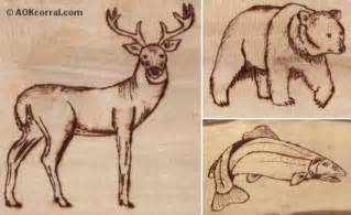 wood burning templates free wildlife patterns wood burning painting crafts