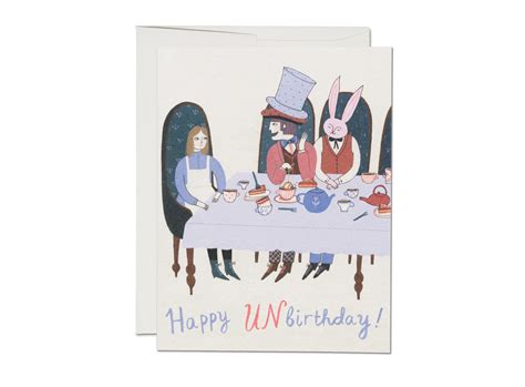 printable unbirthday card happy unbirthday red cap cards
