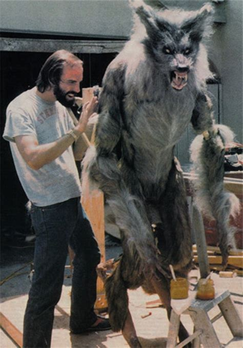 werewolf cave tutorial werewolf prop from quot the howling quot art of rob bottin