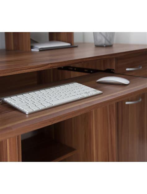 Walnut Computer Desks For Home San Diego Computer Desk Aw12004wal 121 Office Furniture