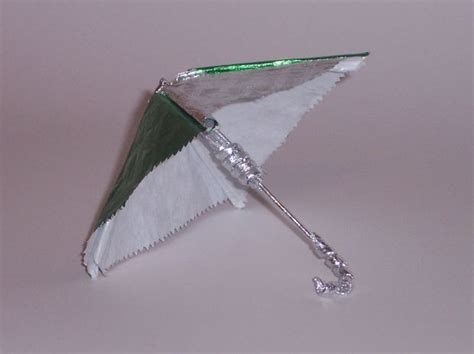 origami crane gum wrapper shield yourself from the elements with gum wrappers
