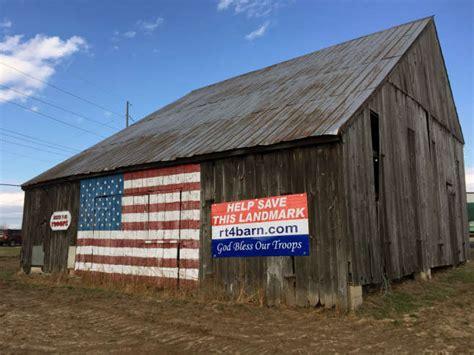 Tn Tech Mba by Calvert Community Rallies To Save Flag Barn Wtop