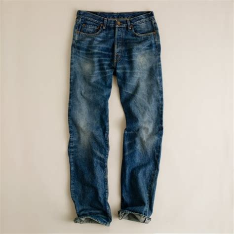 Levis Handcrafted - denim and boro stitch on indigo and