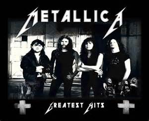 metallica greatest hits the puyallup post