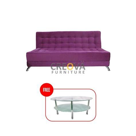 Sofa Bed Bigland sofa bed purply free coffee table toko jual furniture