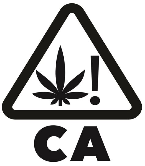 symbol for quot california universal symbol for cannabis quot hq packaginghq packaging