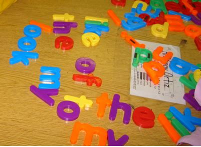 kindergarten activities with magnetic letters top ten ways to use magnetic letters hands on