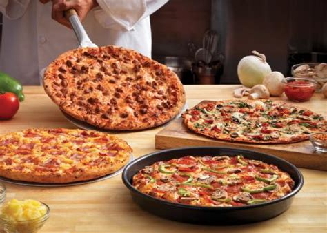 Handmade Pizza Dominos - domino s introduces handmade pan pizza