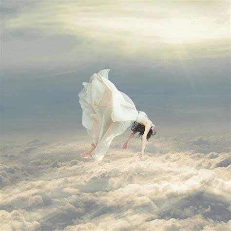 The Falling Sky free falling by richard davis photoshop creative
