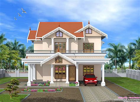 kerala home designs house plans elevations indian