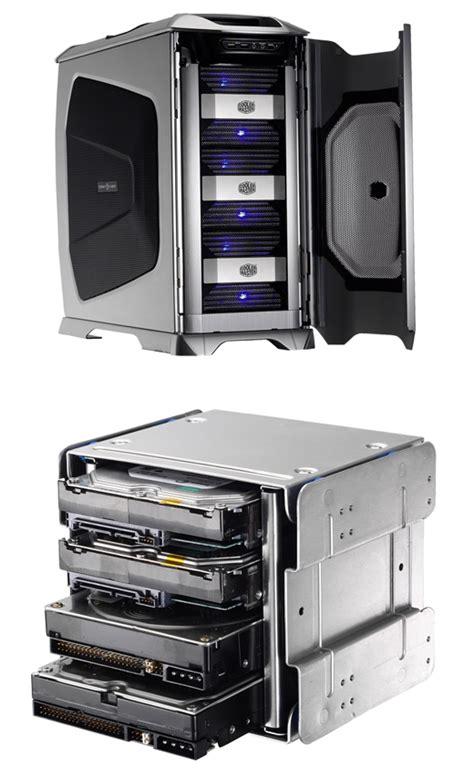 Sale Cooler Pendingin Hdd 3 5 Pc Komputer Dual Fan cooler master 4 in 3 hdd module device