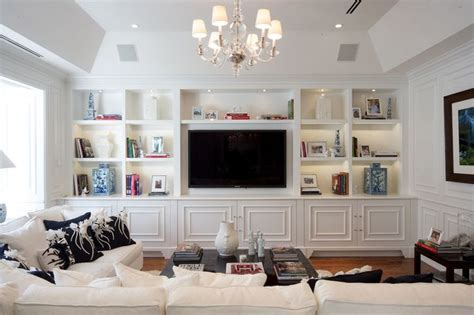arresting built  tv wall units image gallery  family