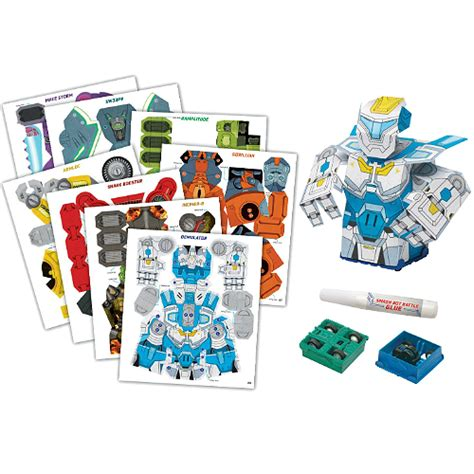 smash bot battle klutz 0545906482 klutz smash bots battle smart kids toys