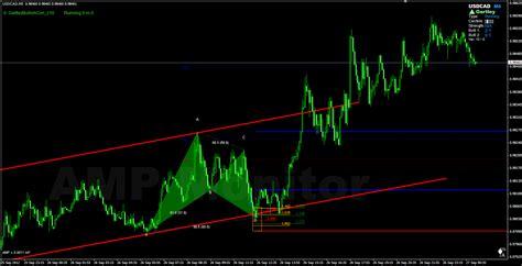 gartley pattern exles forex harmonic trading september 2012