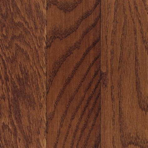 Mohawk Engineered Hardwood Flooring Mohawk Oak Cherry 3 8 In Thick X 5 1 4 In Wide X Random Length Engineered Click Hardwood