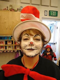 paint like cat in the hat cat in the hat painting ideas