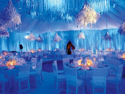 winter brides using white silver and blue show me your decor weddingbee