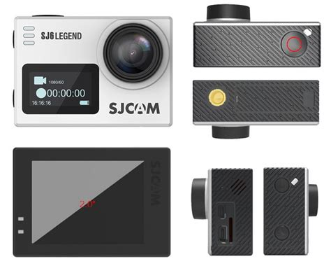 Sjcam Sj6 coupon code alert sjcam sj6 legend for only 119 camfere china gadgets reviews