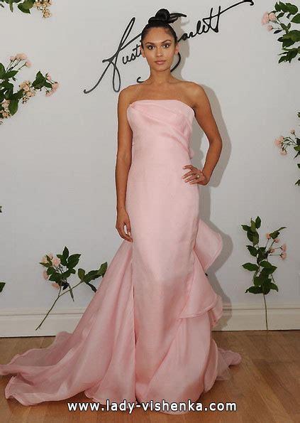 Hochzeitskleid Rosa Kurz by Rosa Brautkleid Ein 252 Ber Mode Und Sch 246 Nheit