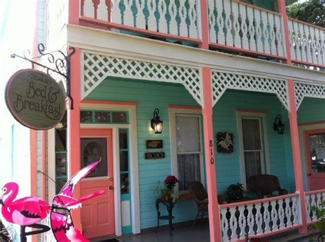 cedar key bed and breakfast quot the girls room quot has private use of the upstairs balcony