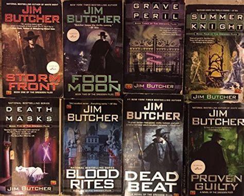 Pdf Jim Butchers Dresden Files by Sawwinnie On Marketplace Sellerratings