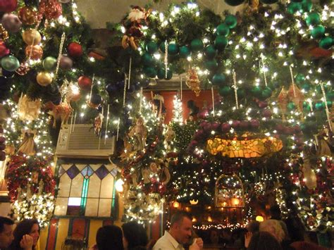 rolfs nyc rolfs nyc christmas lights restaurant nyc photo of