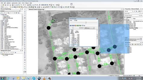 bentley water gems basics hydraulic modeling and its analysis on bentley