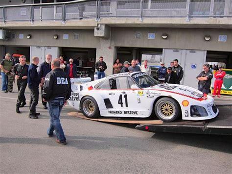Pablo Escobar Porsche by Le Mans Winning Porsche 935 K3 Seized By Dea