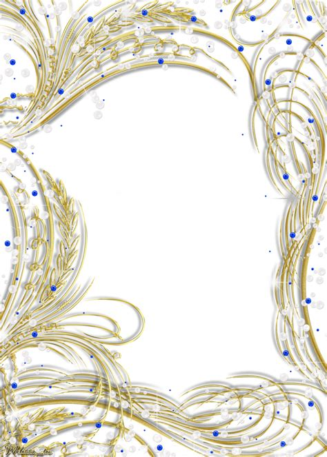 frame design gem gallery the gallery for gt pearl border clip art