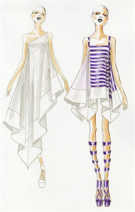 fashion illustration dress 727 best fashion illustration sketchbook images on fashion sketchbook fashion
